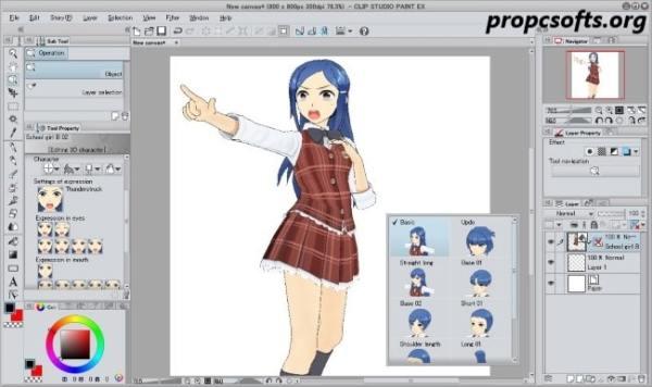 Clip Studio Paint Torrent Download