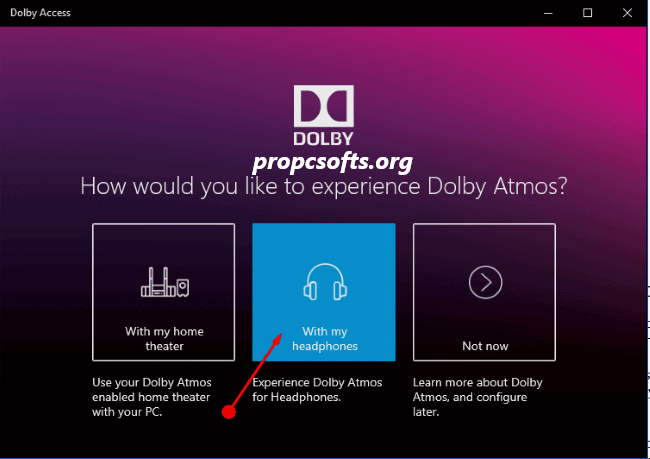 Dolby Atoms Activation Code
