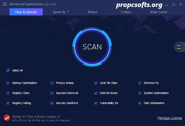 Advanced SystemCare Pro Keygen