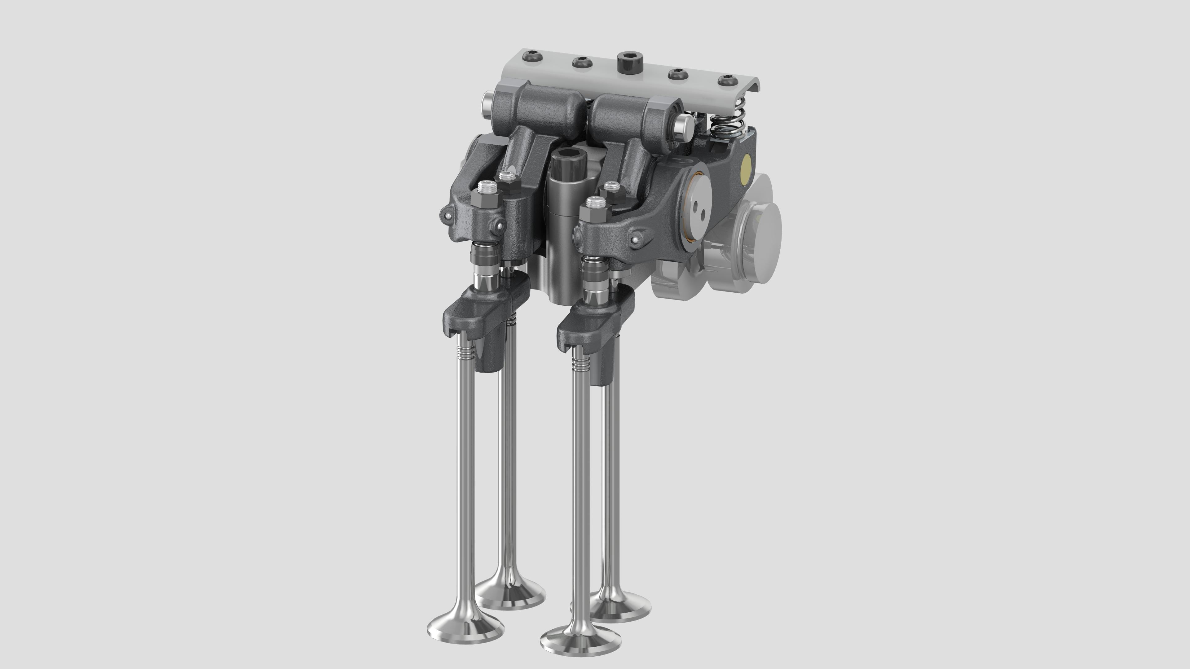 Jacobs Introduces 1 5 Stroke Hpd High Power Density