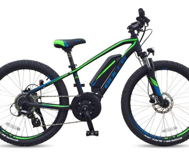 Fast Fun Electric Mountain Bikes
