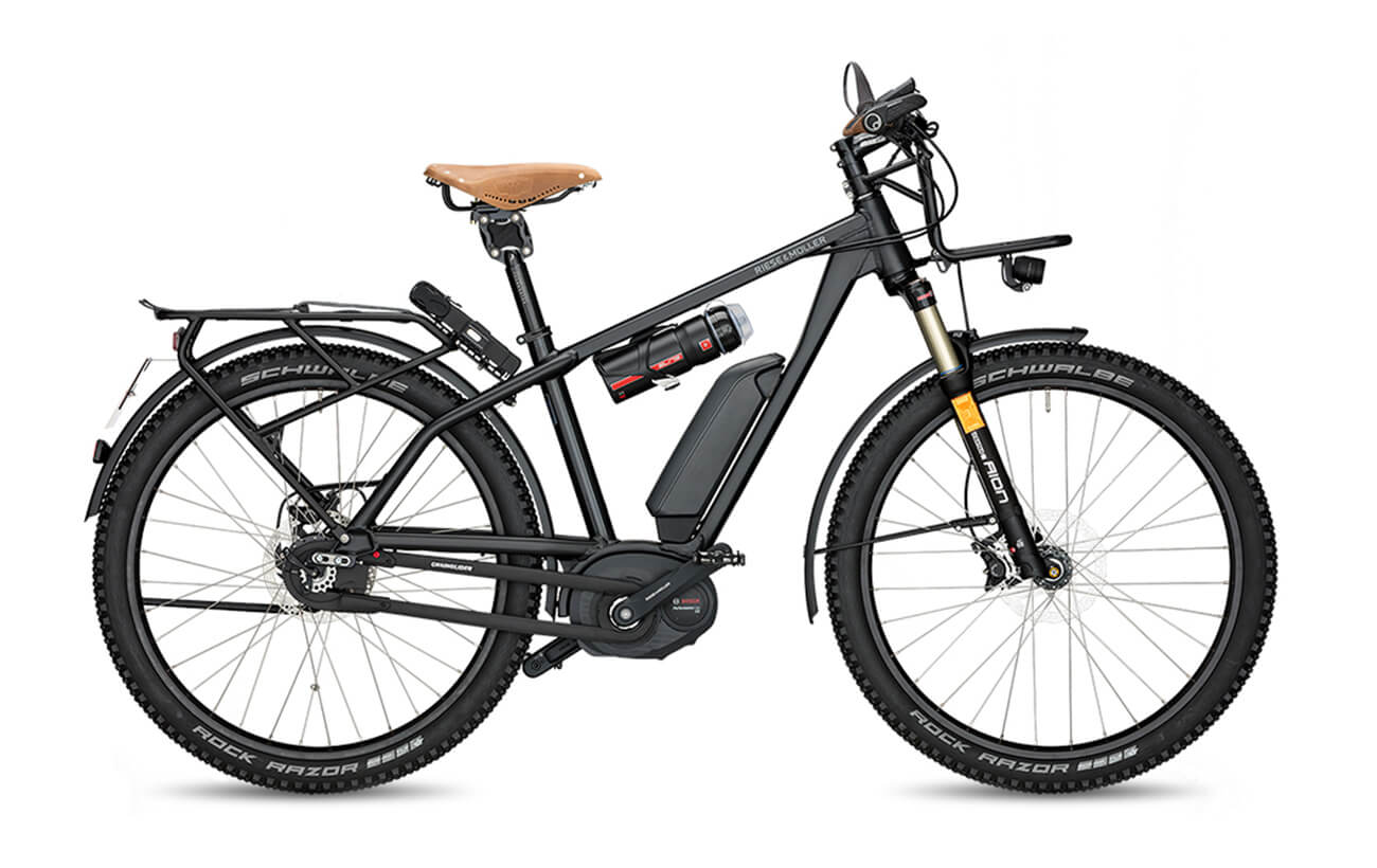 Riese Amp Muller Charger Gx Rohloff Hs