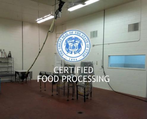 Certified Food Processing Propeller Inc