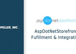 AspDotNetStoreFront Fulfillment & Integration