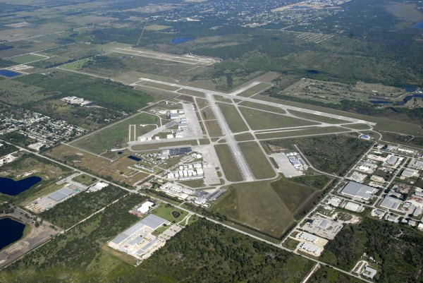St Lucie County International Airport