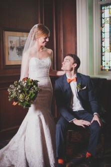 Bride and Groom wedding design