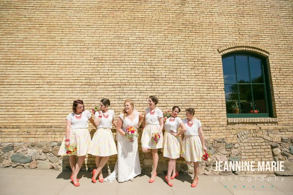 the girls, perfect images captured by mn wedding photographer