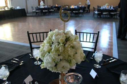 different table set ups completed on your wedding day by bridal support by leeah