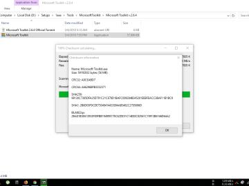Microsoft Toolkit 2.6.4 download