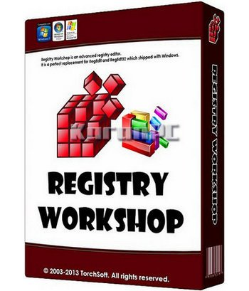 Registry Workshop 5.0.1 download