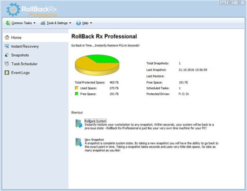 RollBack Rx Pro 11.3 Build download