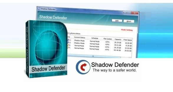Shadow Defender 1.4.0.680 Download