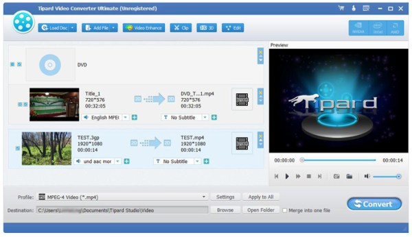 Tipard DVD Ripper 10.0.16