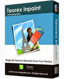Teorex Inpaint 7.2 with Keygen Free Download