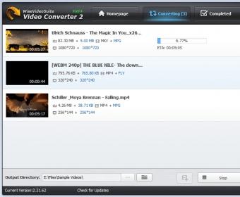 Wise Video Converter Pro 2.31