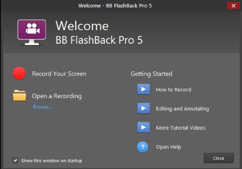 BB FlashBack Pro Crack 5.47