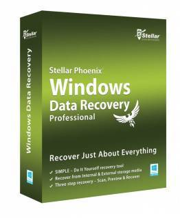 Stellar Data Recovery Technician Crack
