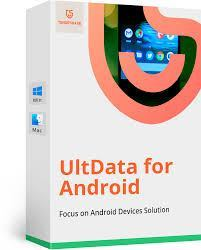 Tenorshare UltData for Android 5.2 with Keygen