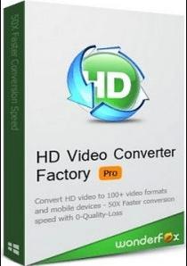 WonderFox Video Converter Factory with Keygen