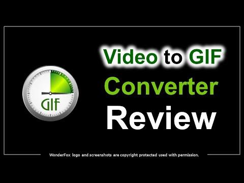 WonderFox Video to GIF Converter 5.3