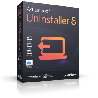 Ashampoo Uninstaller 8.00.12 Cover