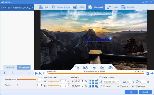 Gilisoft Video Converter Screenshot 2