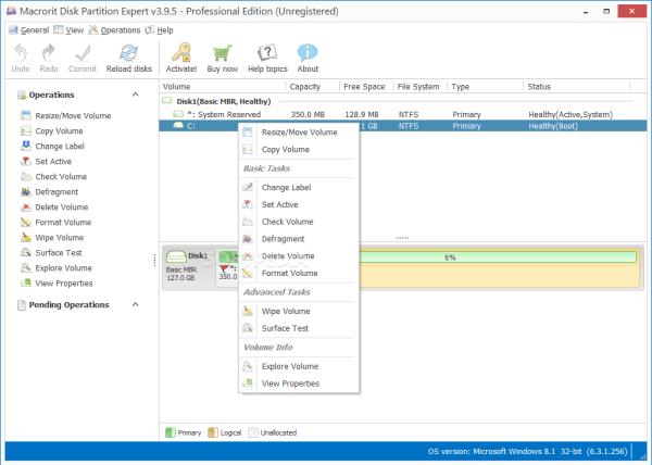 Macrorit Partition Expert 5.3 Keygen Screenshot 2