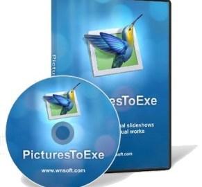 PicturesToExe Deluxe 9.0.22 Cover