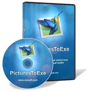 PicturesToExe Deluxe 9.0.22 Cover