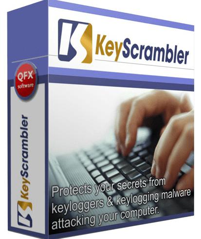 QFX KeyScrambler Premium Cover