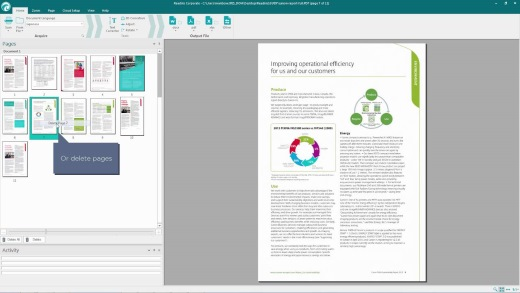 Readiris Corporate 17.2 Build 9 Screenshot 2