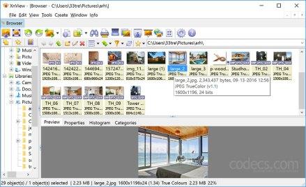 XnView 2.48 Crack Plus Serial Key Download Version 2019