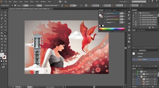 Adobe Illustrator CC 2021 Crack
