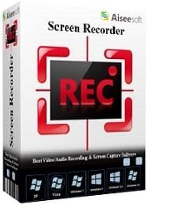 Aiseesoft Screen Recorder 2.2.18 Crack