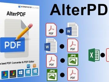 AlterPDF Pro 4.6 Crack