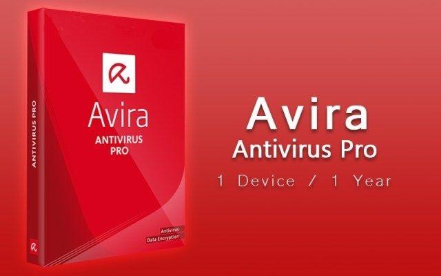 Avira Antivirus Pro 2020 Crack