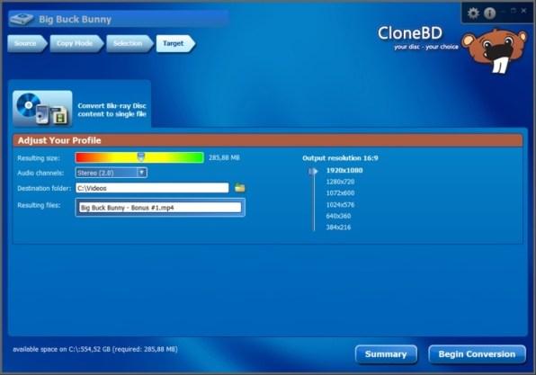 CloneBD 1.2.9.1 Crack 1