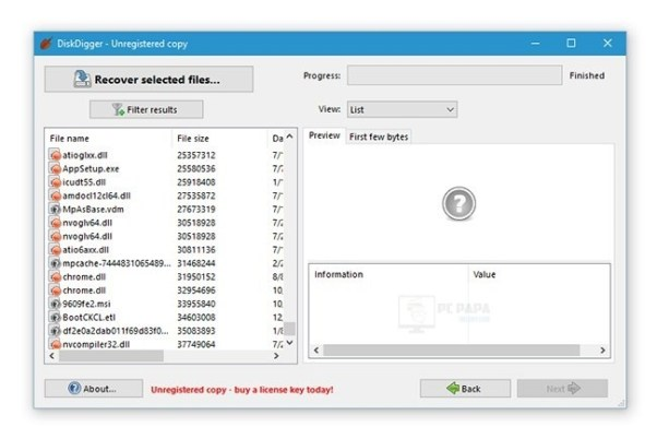DiskDigger Pro Crack File Recovery