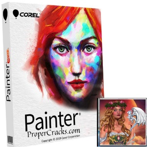 Corel Painter 2021 Crack