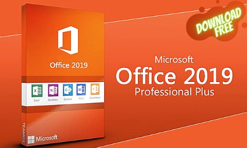 Microsoft Office 2019 Activation Key + Crack Free Download Latest