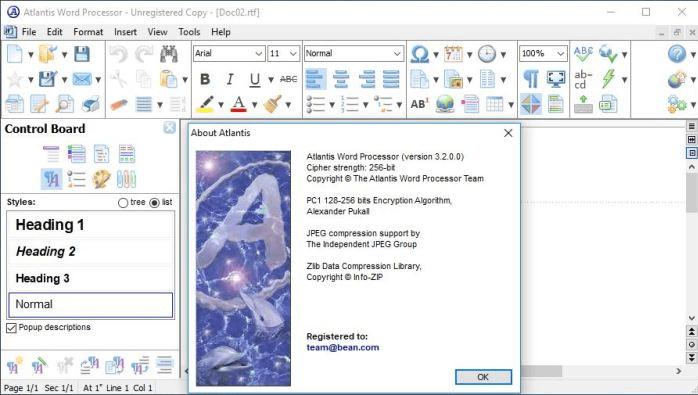 Atlantis Word Processor Keygen