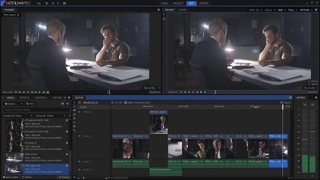 HitFilm Pro Crack Download