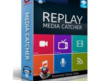 Replay Media Catcher Crack