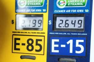 Ethanol E15