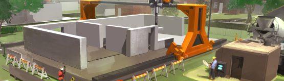 CONSTRUCTION 3D PRINTERS