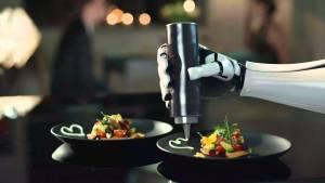 Robot Restaurants