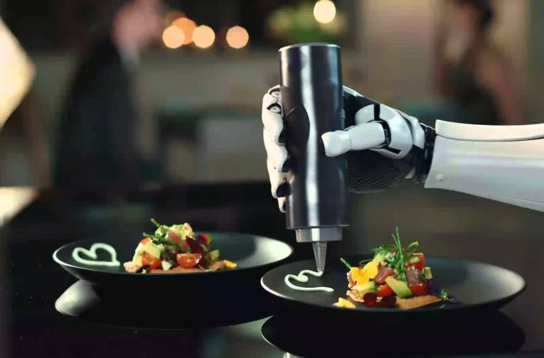 Robot Restaurants