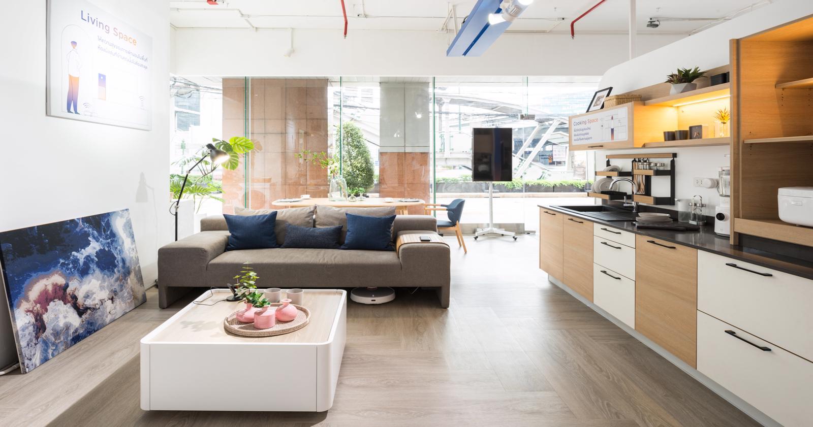 Modernform x Xiaomi Smart Living Room