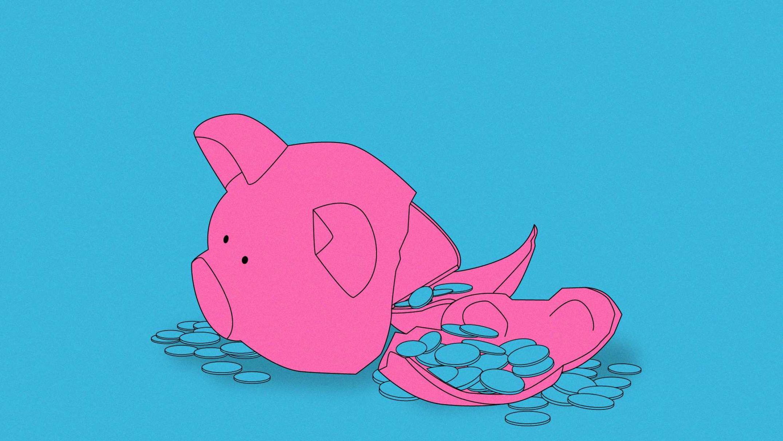 Income Hole