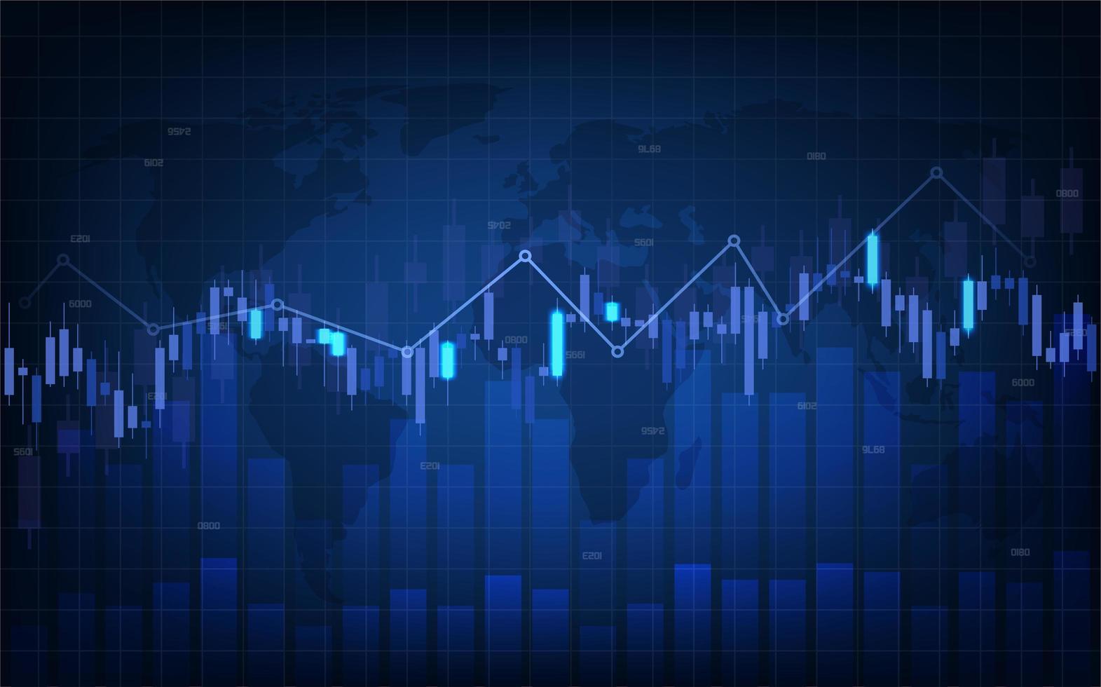 trading-background